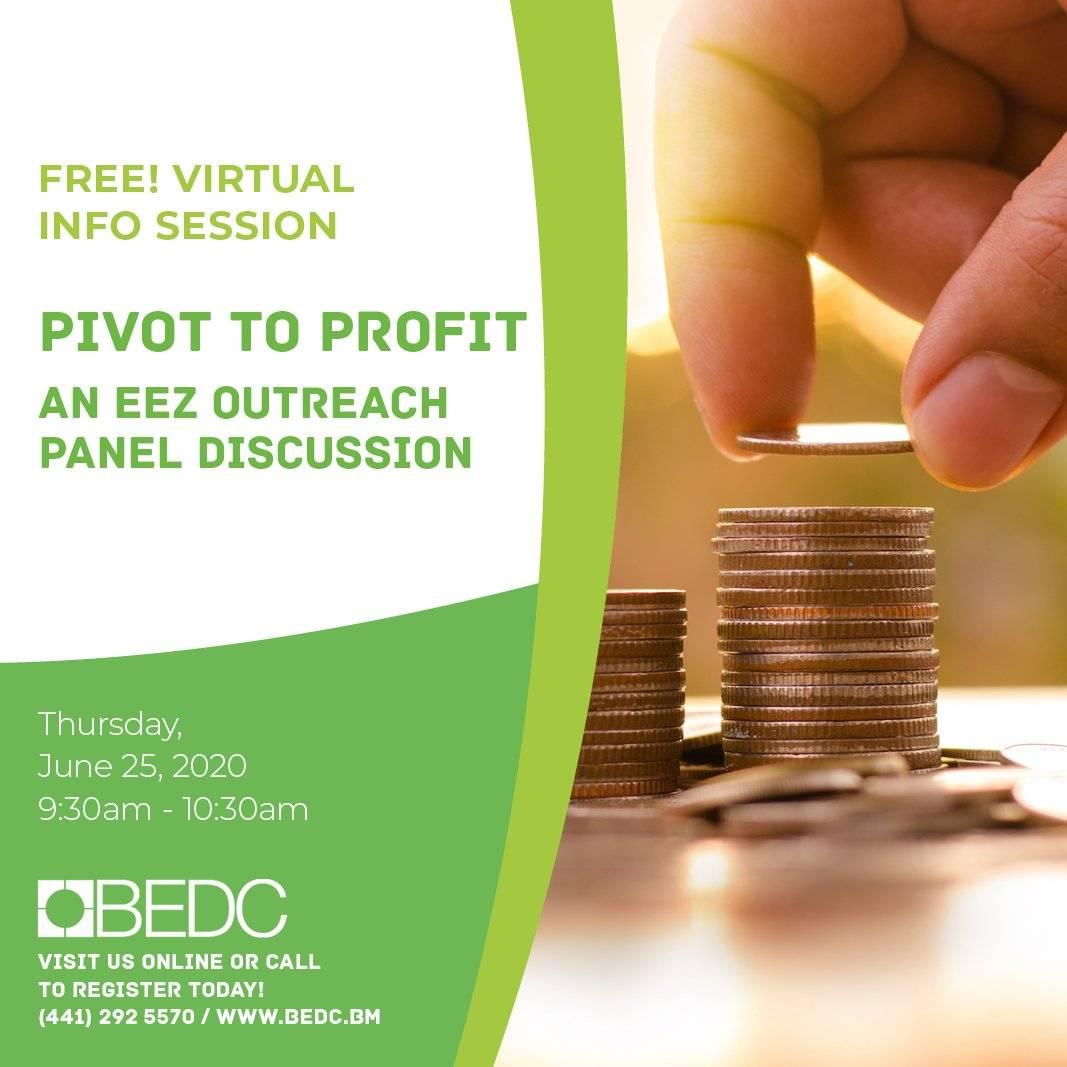 Pivot to Profit: An EEZ Outreach Panel Discussion