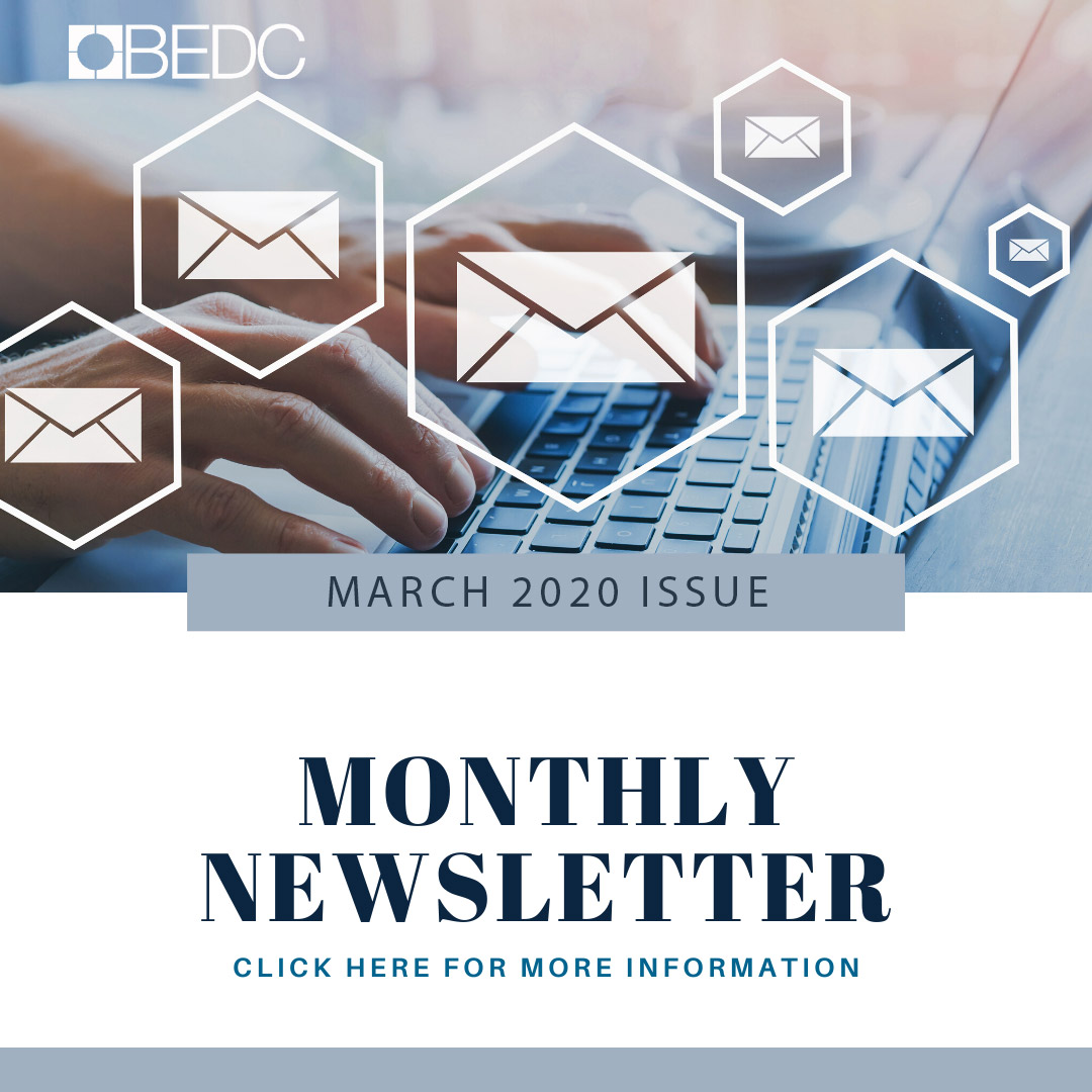 March 2020 – Here's What's Happening at BEDC