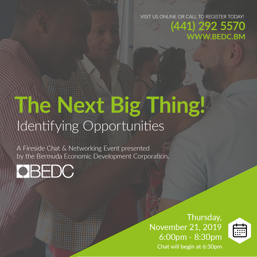 Next Big Thing Seminar