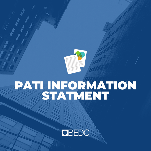 2021 BEDC PATI Information Statement