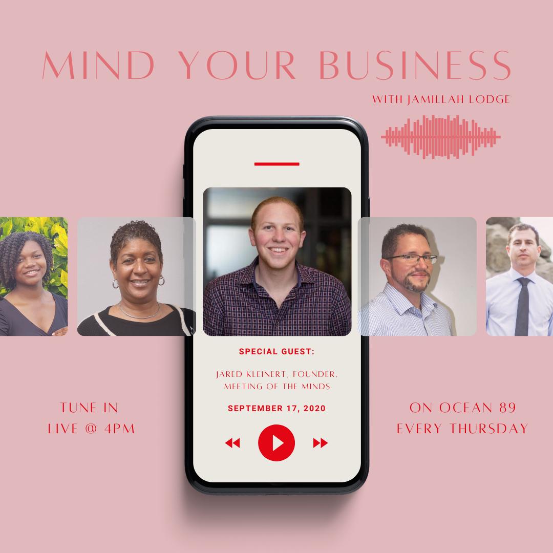 MYB: Jared Kleinert, Meeting of the Minds