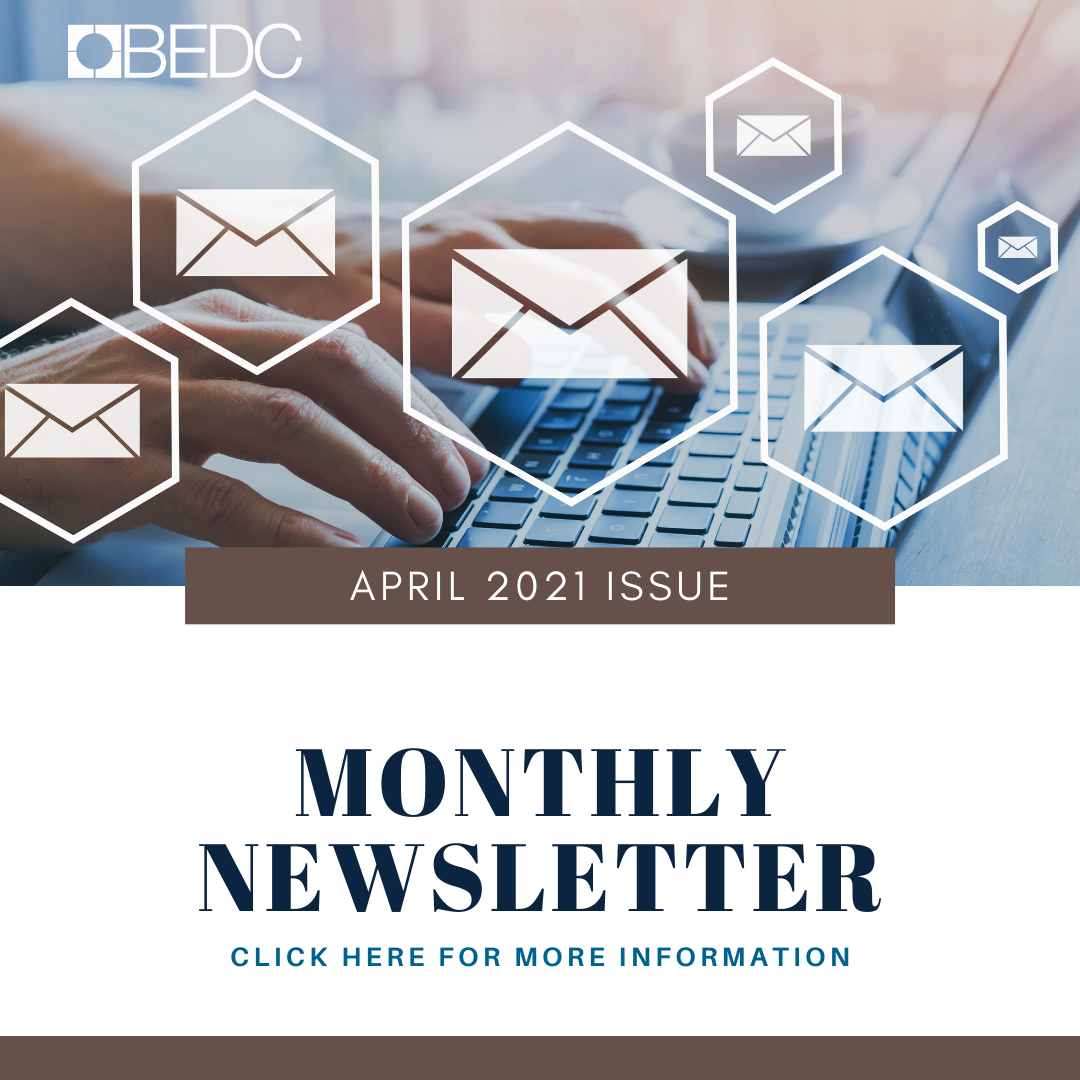 April 2021 – Here's What's Happening at BEDC