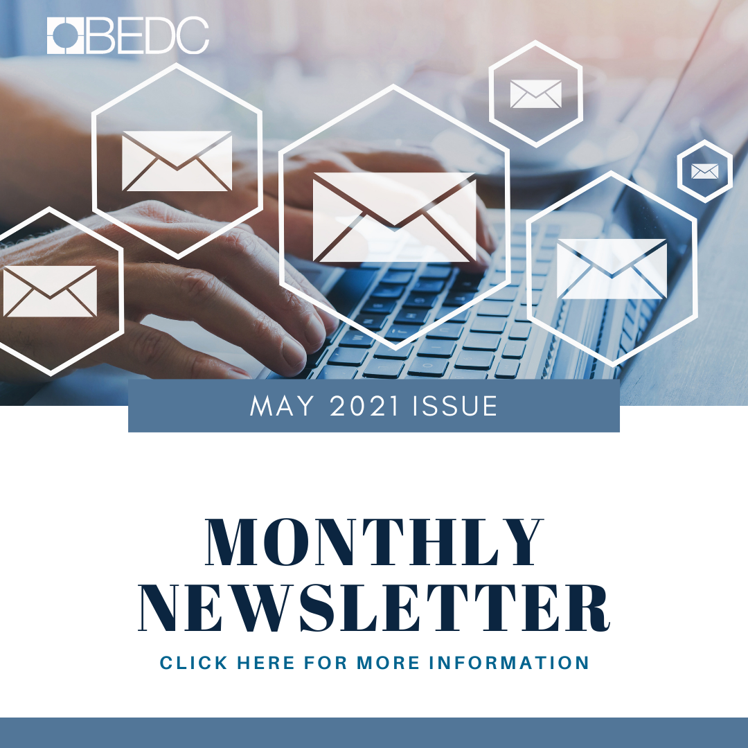 May 2021 – Here's What's Happening at BEDC