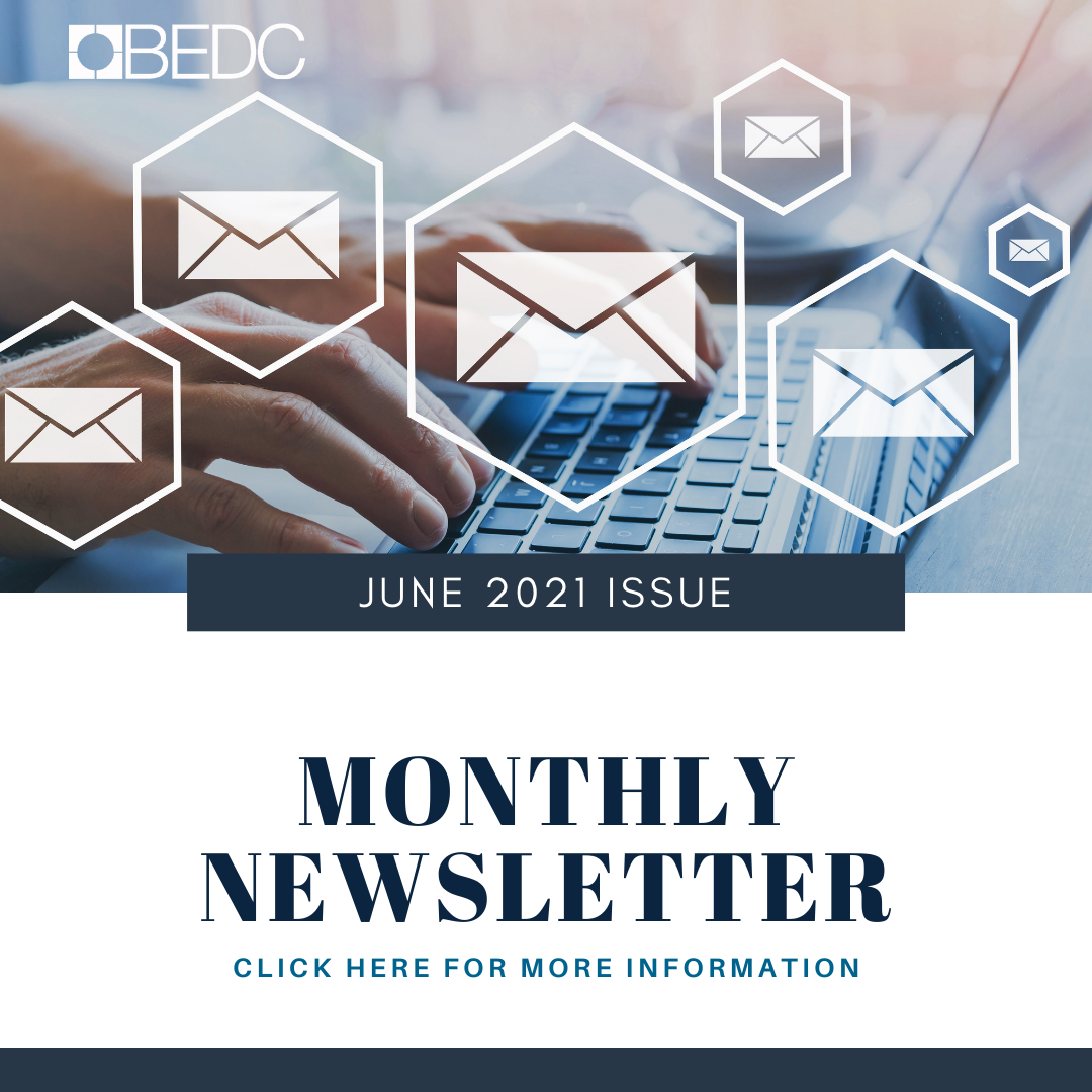 June 2021 – Here's What's Happening at BEDC