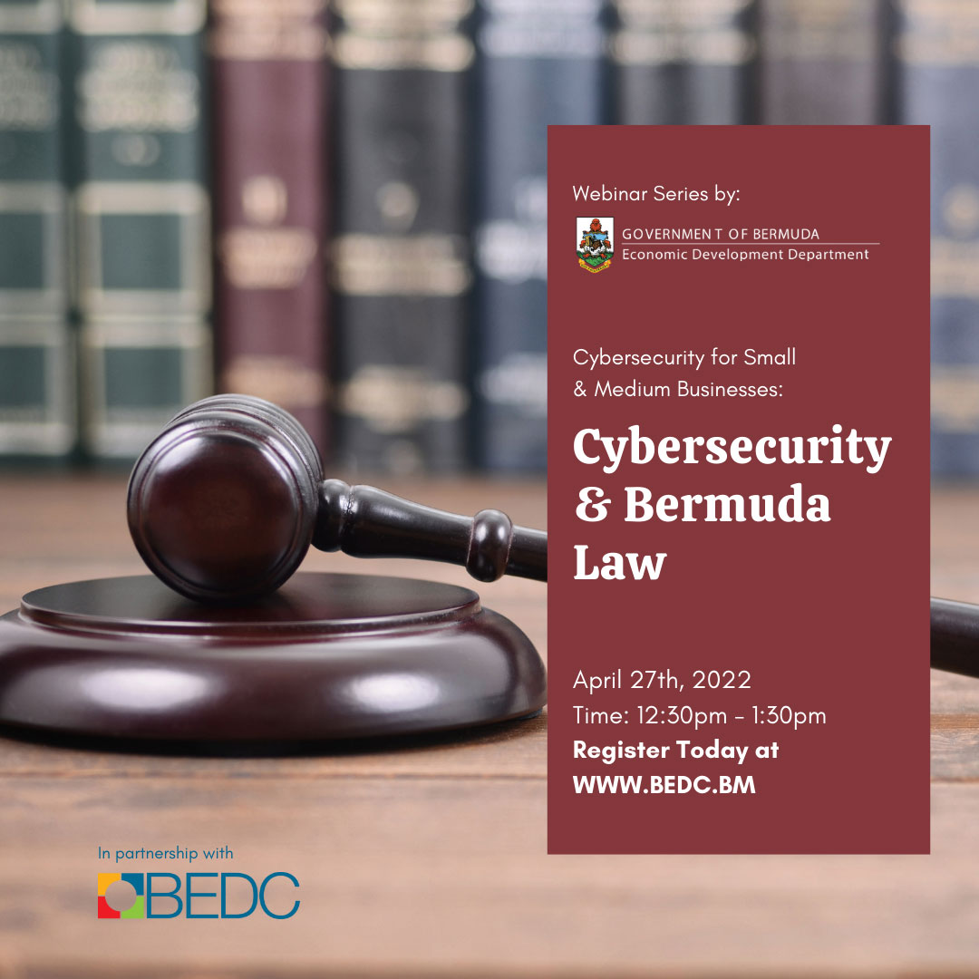 Cybersecurity & Bermuda Law