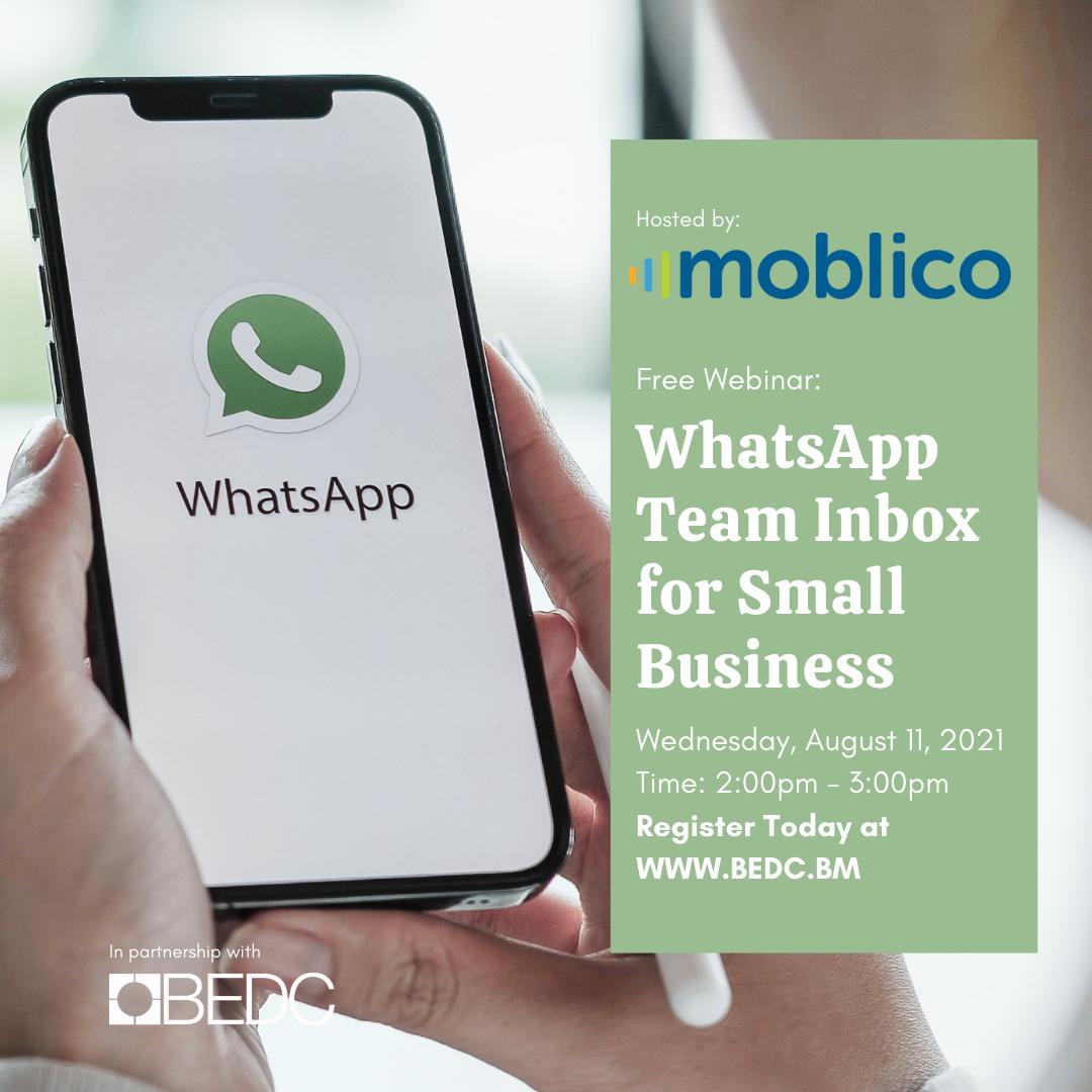 WhatsApp Team Inbox for Small Business