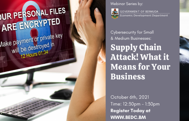 Supply Chain Attack! What It Means For Your Business
